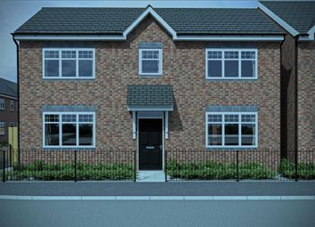 Thumbnail 5 bed detached house for sale in Peel Street, Tipton