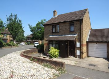 Thumbnail 3 bed link-detached house for sale in Fletcher Close, Taunton