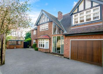 4 bed detached house for sale in Cyprus Road, Mapperley Park NG3