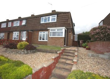 Thumbnail 3 bed end terrace house for sale in Knights Road, Hoo, Rochester