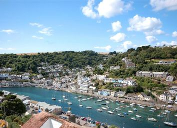 Thumbnail 3 bed semi-detached house for sale in Pendrim Road, East Looe, Cornwall