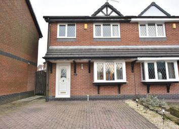 Thumbnail 3 bed semi-detached house for sale in Abbott Clough Avenue, Knuzden, Blackburn, Lancashire