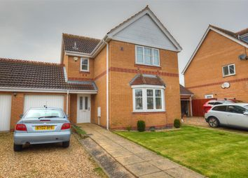 Thumbnail 3 bed detached house for sale in Chapman Road, Sleaford