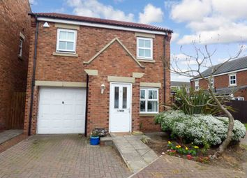 Thumbnail 3 bed detached house for sale in Torwood Court, Cramlington