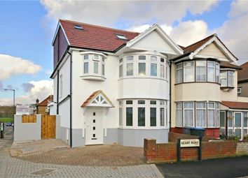 Thumbnail 4 bedroom semi-detached house for sale in Geary Road, London