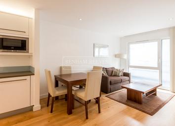 Thumbnail 1 bedroom flat to rent in Gillingham Street, Victoria