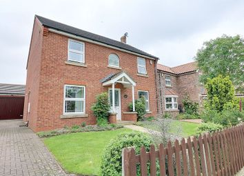 4 bed detached house for sale in Hurds Farm, Worlaby, Brigg DN20