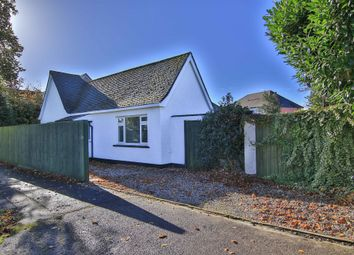 Thumbnail 2 bedroom detached bungalow for sale in Ash Grove, Whitchurch, Cardiff