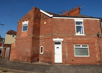 Thumbnail 2 bed end terrace house for sale in Reynoldson Street, Hull