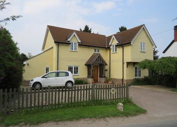 Thumbnail 3 bed property to rent in Church Road, Bacton, Stowmarket