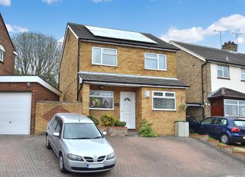 Thumbnail 3 bed detached house for sale in Spring Hills, Harlow