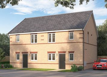 "Thumbnail 3 bed semi-detached house for sale in ""The Irtonbridge Semi"" at St. Catherines Villas, Wakefield"