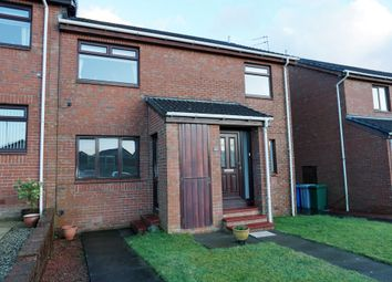 Thumbnail 2 bed flat for sale in Swaledale, Stewartfield, East Kilbride