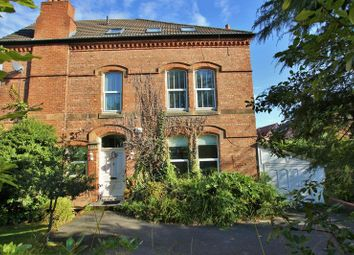 Thumbnail 3 bed flat for sale in Wellington Road, Oxton, Wirral