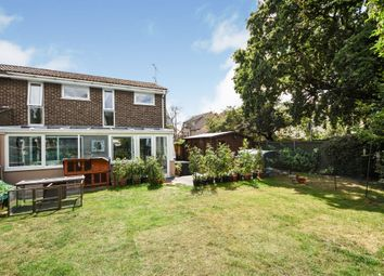 Thumbnail 3 bedroom end terrace house for sale in Camellia Close, Springfield, Chelmsford
