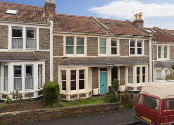 Thumbnail 3 bed terraced house for sale in Monmouth Road, Bishopston, Bristol