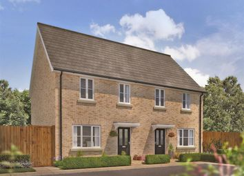 Thumbnail 2 bed semi-detached house for sale in Richmond Park, Whitfield, Dover, Kent