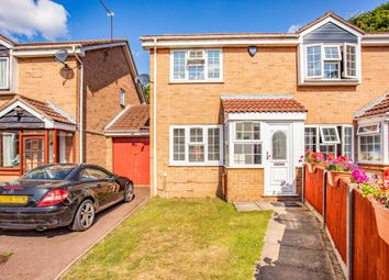 Fellowes Close, Hayes UB4. 2 bed semi-detached house