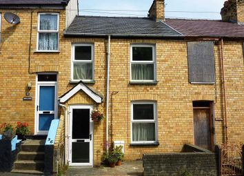 Thumbnail 2 bed terraced house for sale in Goodman Street, Llanberis, Caernarfon