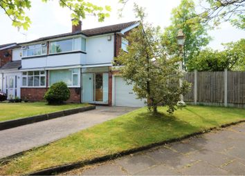Thumbnail 3 bedroom semi-detached house for sale in Welbeck Road, Wigan