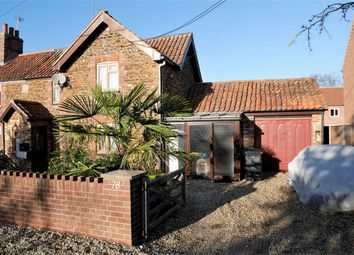 Thumbnail 2 bed cottage for sale in Lynn Road, Grimston, King's Lynn