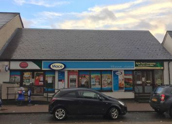 Thumbnail Retail premises to let in Mace Store & Post Office, 3 Station Road, Kyle Of Lochalsh