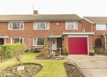 Thumbnail 3 bed semi-detached house for sale in Merrick Close, Loundsley Green, Chesterfield
