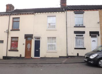 Thumbnail 2 bedroom terraced house for sale in St. Michaels Road, Stoke-On-Trent