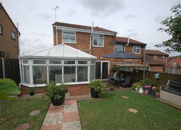 Thumbnail 3 bed semi-detached house for sale in Curlew Croft, Colchester