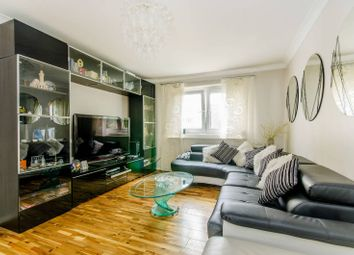 Thumbnail 3 bed flat for sale in Ampthill Square, Camden