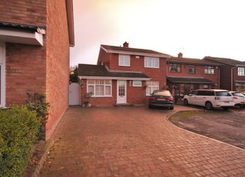 Thumbnail 4 bed detached house for sale in Burghley Close, Nuneaton