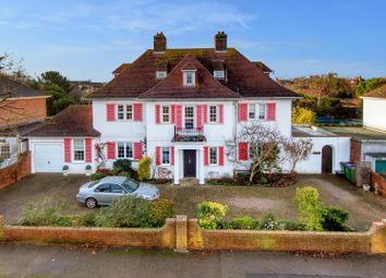 Thumbnail 3 bed flat for sale in Godwyn Road, Folkestone