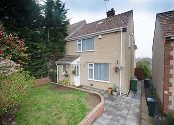 Thumbnail 4 bed semi-detached house for sale in Almond Way, Downend, Bristol