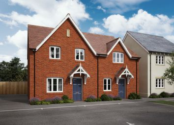 Thumbnail 4 bed semi-detached house for sale in Constance Road, Wimborne