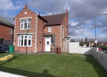 Thumbnail 3 bed detached house for sale in Bagnall Road, Basford, Nottingham, Nottinghamshire