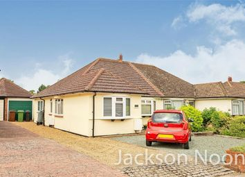 Thumbnail 2 bed semi-detached bungalow for sale in West Street, Epsom