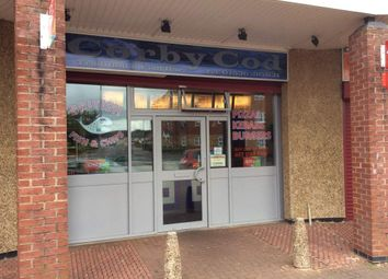 Thumbnail Retail premises for sale in Burghley Drive, Corby