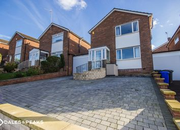 Thumbnail 3 bed detached house for sale in Chancet Wood Drive, Sheffield