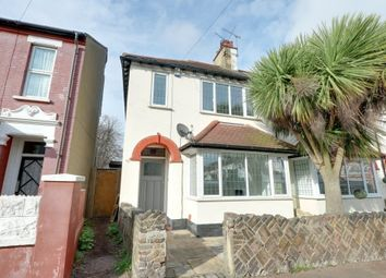 Thumbnail 3 bedroom semi-detached house for sale in Rochford Avenue, Westcliff-On-Sea