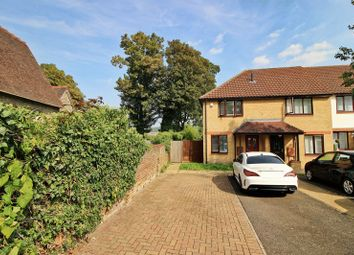 Thumbnail 2 bed terraced house for sale in Dalison Court, Halling, Rochester