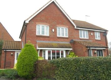 Thumbnail 3 bedroom property to rent in Isabella Close, King's Lynn