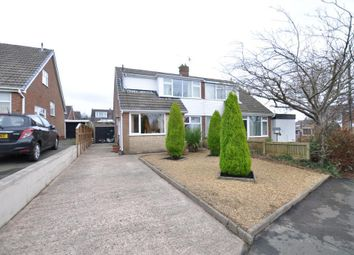 Thumbnail 3 bed semi-detached house for sale in Parkthorn Road, Lea, Preston, Lancashire