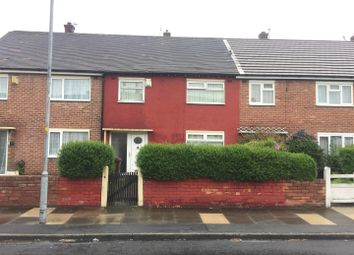 Thumbnail 3 bed terraced house to rent in Sherborne Avenue, Bootle