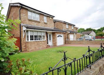 Thumbnail 4 bed detached house for sale in Leander Crescent, Bellshill
