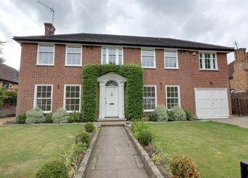 Thumbnail 4 bed detached house to rent in Northcliffe Drive, Whetstone