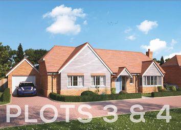 Thumbnail 3 bed detached bungalow for sale in Harborough Hill, West Chiltington, Pulborough