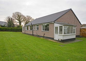 Thumbnail 3 bed detached bungalow for sale in Race Grove, Millom, Cumbria