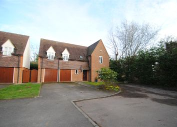 Thumbnail 5 bed detached house for sale in Bramley Close, East Hanney, Wantage