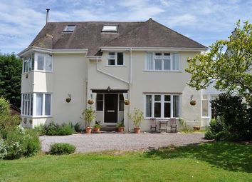 Thumbnail 6 bedroom detached house for sale in Willand Road, Cullompton
