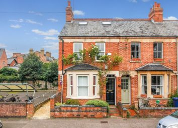 Thumbnail 3 bed end terrace house to rent in Stockmore Street, Oxford